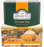 Чай черный Ahmad Tea Ceylon Tea 100 пак