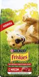 Сухой корм для собак Friskies с мясом 10кг