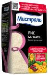Рис Мистраль Басмати белый ароматный 500г