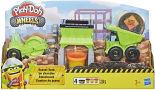 Игровой набор Play-Doh Веселая стройка Wheels E4293