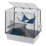 Клетка для грызунов Ferplast Furet серая