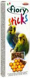 Лакомство для птиц Fiory палочки для попугаев с медом 2шт*30г