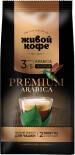 Кофе молотый Живой Кофе Arabica Premium для чашки 200г