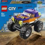Конструктор LEGO City Great Vehicles 60251 Монстр-трак