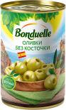 Оливки Bonduelle Classique без косточки 300г