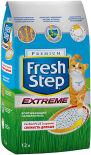 Наполнитель для кошачьего туалета Fresh Step Extreme впитывающий 12л