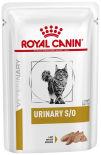 Корм для кошек Royal Canin Urinary S/O при профилактике МКБ Паштет 85г