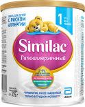 Смесь Similac Гипоаллергенный 1 молочная с 0 месяцев 375г
