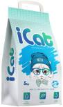 Наполнитель iCat впитывающий антибактериальный 5 кг