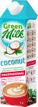 Напиток Green Milk Кокосовый на соевой основе 1л
