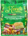 Конфеты Rendi мультизлаковые Fruit mix 400г