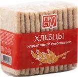 Хлебцы ПРОСТО Столовые хрустящие 110г