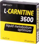 Напиток XXI Power L-Carnitine 3600 5шт*25мл
