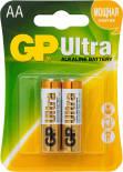 Батарейки GP Ultra 15A LR6 AA 1.5В 2шт