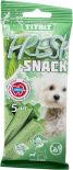 Лакомство для собак TiTBiT Fresh Snack для чистки зубов 55г