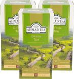 Чай зеленый Ahmad Tea Green Tea 25 пак
