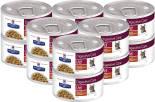 Влажный корм для кошек Hills Prescription Diet i/d при расстройствах ЖКТ с курицей и овощами 82г