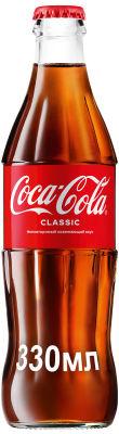 Напиток Coca-Cola 330мл