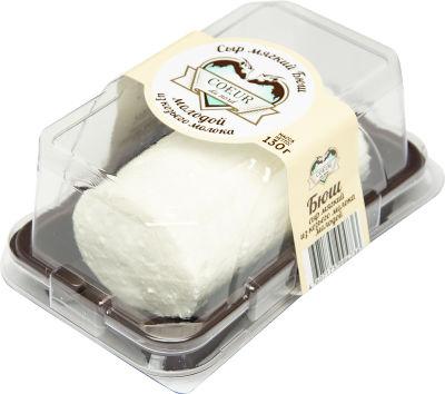 Сыр Coeur du nord Бюш молодой 45% 130г