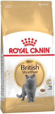 Сухой корм для кошек Royal Canin British Shorthair 34 Птица 2кг