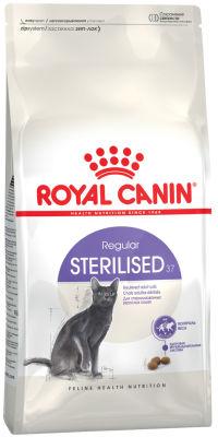Сухой корм для кошек Royal Canin Sterilised 37 Птица 4кг