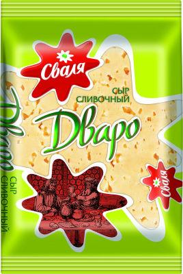 Сыр Сваля Дваро сливочный 50% 200г
