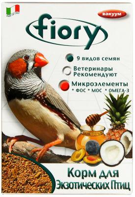 Корм для экзотических птиц Fiory 400г