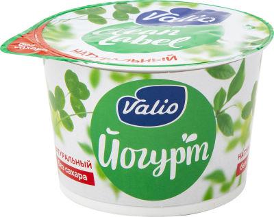 Йогурт Valio Натуральный 3.4% 180г